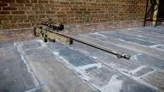 Снайперская винтовка L96A1 Magnum