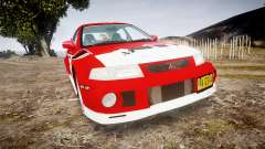 Mitsubishi Lancer Evolution VI Rally Marlboro