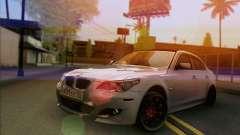 BMW M5 Stanced