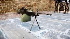 Ручной пулемёт M249 SAW