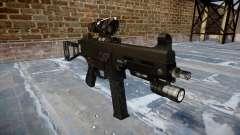 Пистолет-пулемёт UMP45 Kryptek Typhon