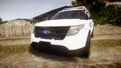 Ford Explorer 2013 PS Police [ELS]