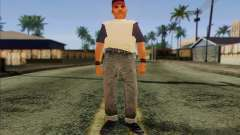 Cuban from GTA Vice City Skin 2 для GTA San Andreas