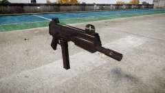Пистолет-пулемет SMT40 no butt icon3 для GTA 4