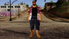 Cartel from GTA Vice City Skin 1 для GTA San Andreas