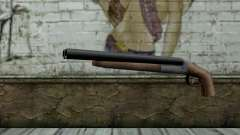 Sawn Off Shotgun from Beta Version для GTA San Andreas