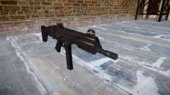 Пистолет-пулемет SMT40 with butt icon1
