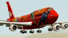 Boeing 747-400ER Qantas (Wunala Dreaming) для GTA San Andreas