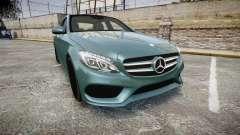 Mercedes-Benz C250 для GTA 4