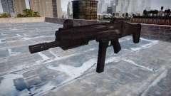 Пистолет-пулемет SMT40 with butt icon2