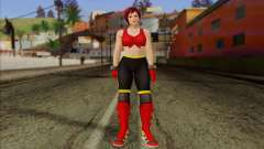 Mila 2Wave from Dead or Alive v7 для GTA San Andreas