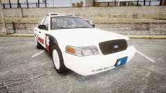 Ford Crown Victoria LC Sheriff [ELS] для GTA 4