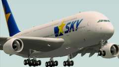 Airbus A380-800 Skymark Airlines