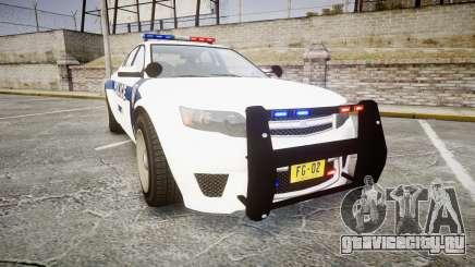 GTA V Cheval Fugitive LS Liberty Police [ELS] для GTA 4
