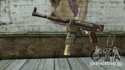 MAT-49 from Battlefield: Vietnam для GTA San Andreas