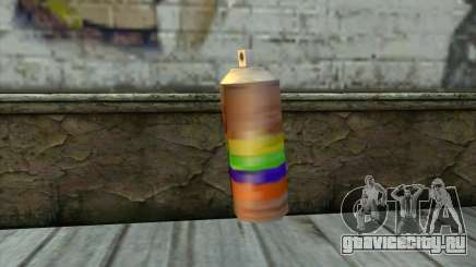 Spray Can from Beta Version для GTA San Andreas