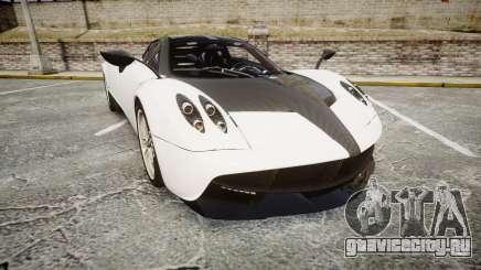 Pagani Huayra 2013 [RIV] Carbon для GTA 4