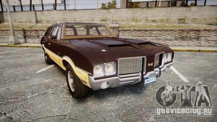 Oldsmobile Vista Cruiser 1972 Rims2 Tree5 для GTA 4