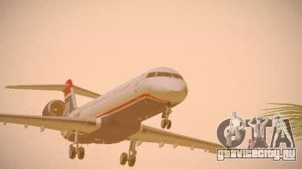 Bombardier CRJ-700 US Airways Express для GTA San Andreas