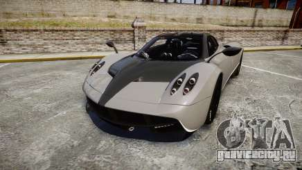 Pagani Huayra 2013 Carbon для GTA 4