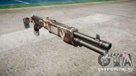 Ружьё Franchi SPAS-12 Bloodshot для GTA 4