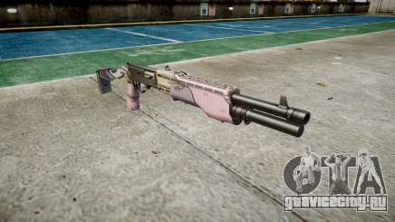 Ружьё Franchi SPAS-12 Kawaii для GTA 4