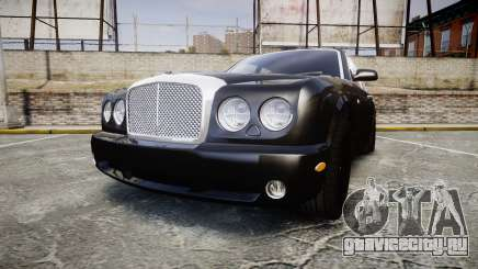 Bentley Arnage T 2005 Rims2 Chrome для GTA 4