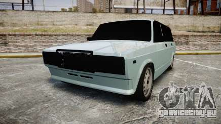 ВАЗ-2104 хулиганский азербайджанский стиль для GTA 4