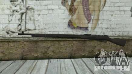 Винтовка Мосина v2 для GTA San Andreas