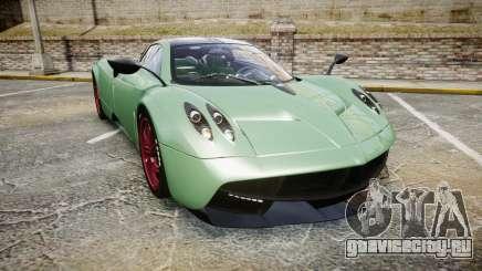 Pagani Huayra 2013 купе для GTA 4
