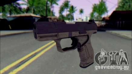 Walther P99 Bump Mapping v1 для GTA San Andreas