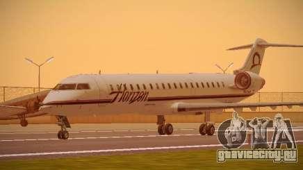 Bombardier CRJ-700 Horizon Air для GTA San Andreas