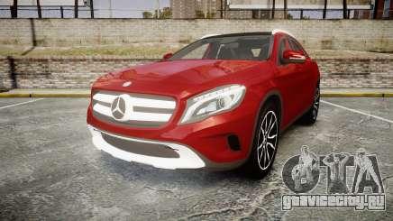 Mercedes-Benz GLA 220 для GTA 4