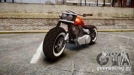 Steel Horse Zombie для GTA 4
