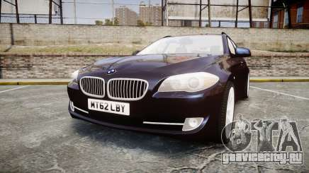 BMW 530d F11 Unmarked Police [ELS] для GTA 4