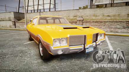 Oldsmobile Vista Cruiser 1972 Rims2 Tree3 для GTA 4