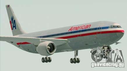 Airbus A300-600 American Airlines для GTA San Andreas