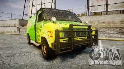 Kessler Stowaway Hans для GTA 4