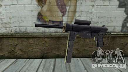 Grease Gun from Day of Defeat для GTA San Andreas