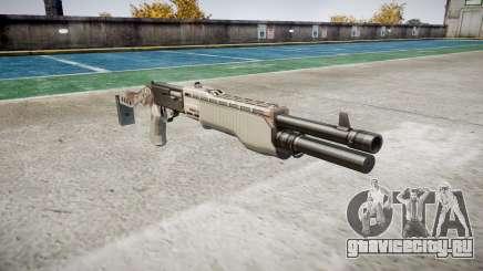 Ружьё Franchi SPAS-12 Choco для GTA 4