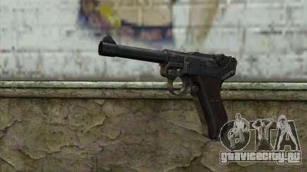 Luger P-08 для GTA San Andreas