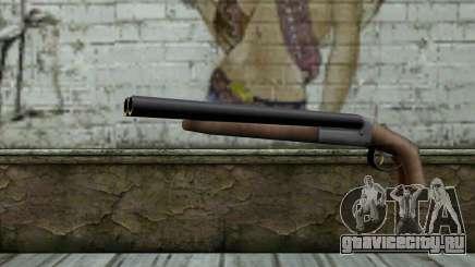 Sawn Off Shotgun from Beta Version для GTA San Andreas
