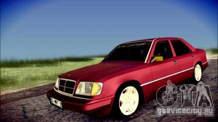 Mercedes-Benz E320 Delta Garage для GTA San Andreas