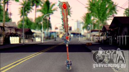 Меч (World Of Warcraft) v2 для GTA San Andreas