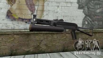 ПП-19 from Firearms для GTA San Andreas