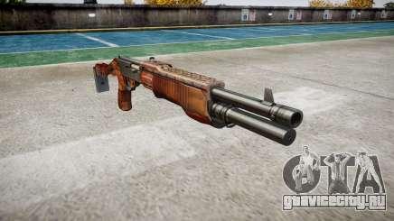 Ружьё Franchi SPAS-12 Bacon для GTA 4