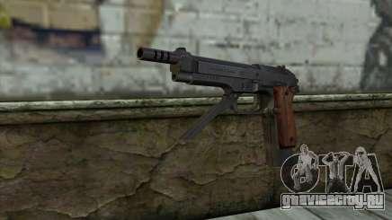 Beretta 93R для GTA San Andreas