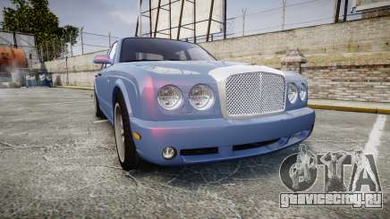 Bentley Arnage T 2005 Rims2 Black для GTA 4