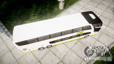 Marcopolo G7 OAD Reizen для GTA 4 вид справа
