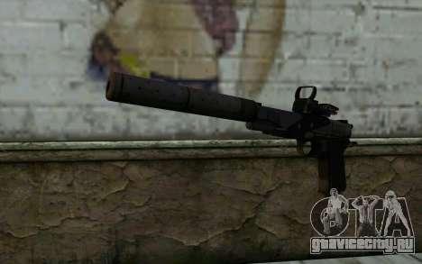 New  Silenced для GTA San Andreas